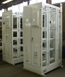 Steel Fabricated Electrical Enclosures